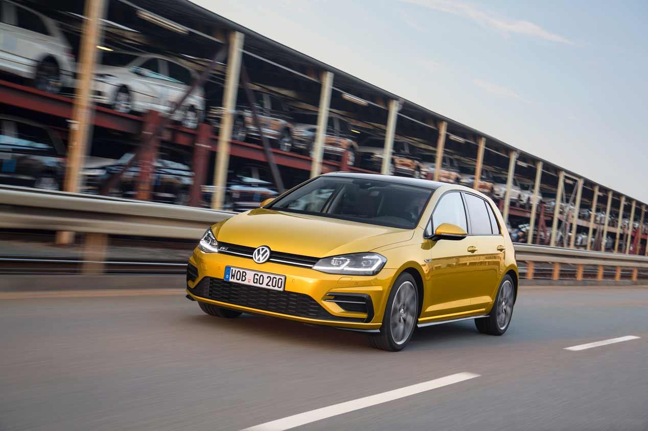 VW T-Cross vs VW Golf: ¿mejor SUV o compactos? Los comparamos