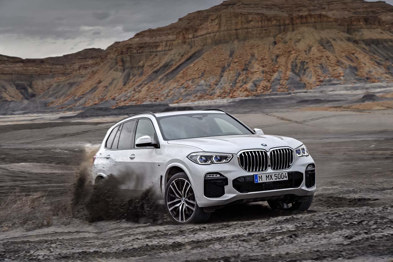 Los SUV híbridos enchufables de BMW, así serán los X3 y X5 PHEV