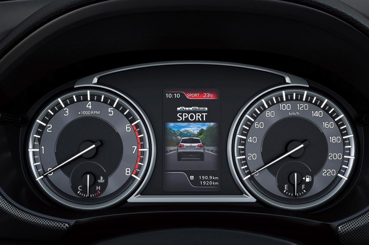 A los mandos del nuevo Suzuki Vitara 2019