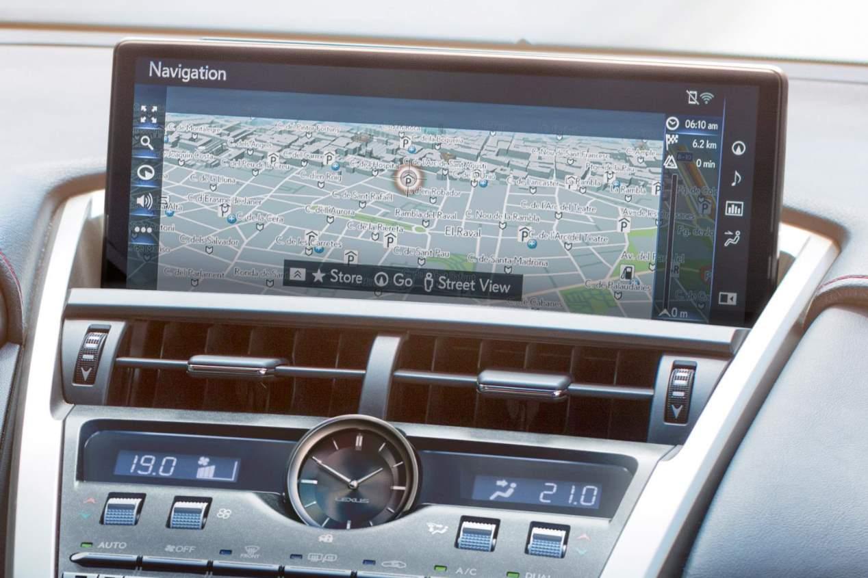 El nuevo Lexus NX 300h Sport Edition, en imágenes