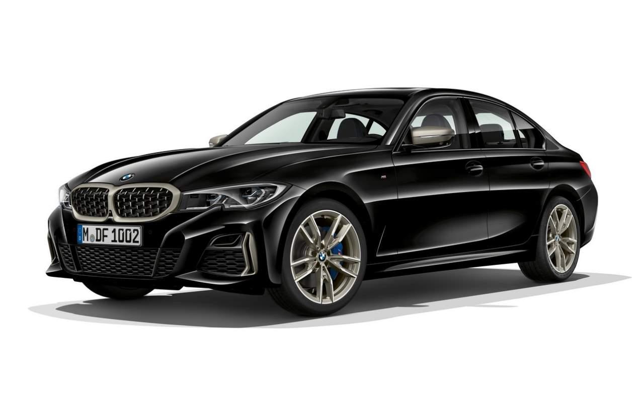 El BMW M340i xDrive sedán, en imágenes