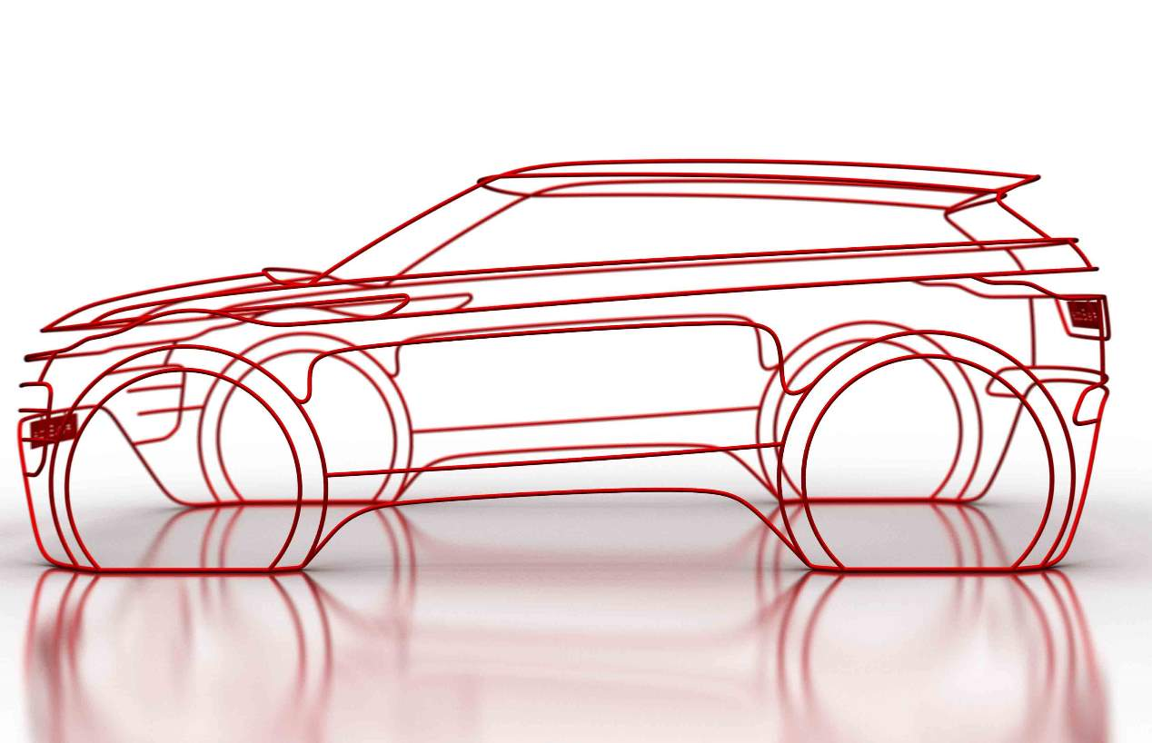El Range Rover Evoque 2019 se estrena el próximo 22 de noviembre