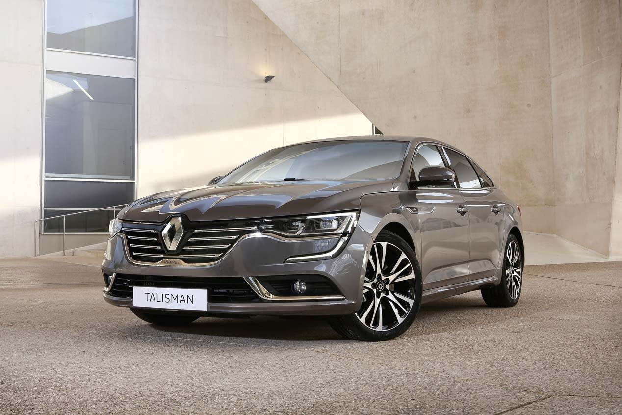 renault talisman 2019 nuevos motores gasolina y diesel y primera prueba pruebas de coches. Black Bedroom Furniture Sets. Home Design Ideas