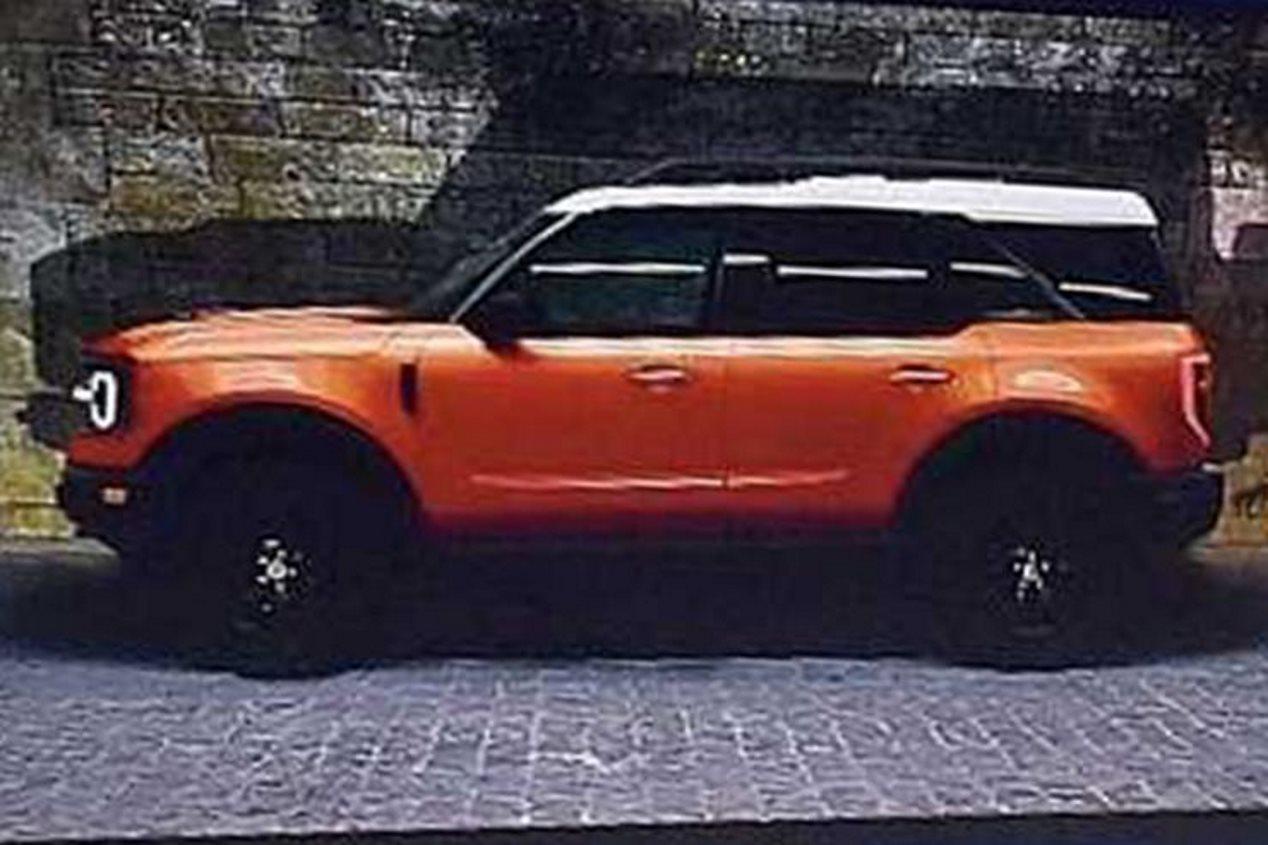 Ford Bronco 2020 Primeras Fotos Oficiales Del Proximo Suv