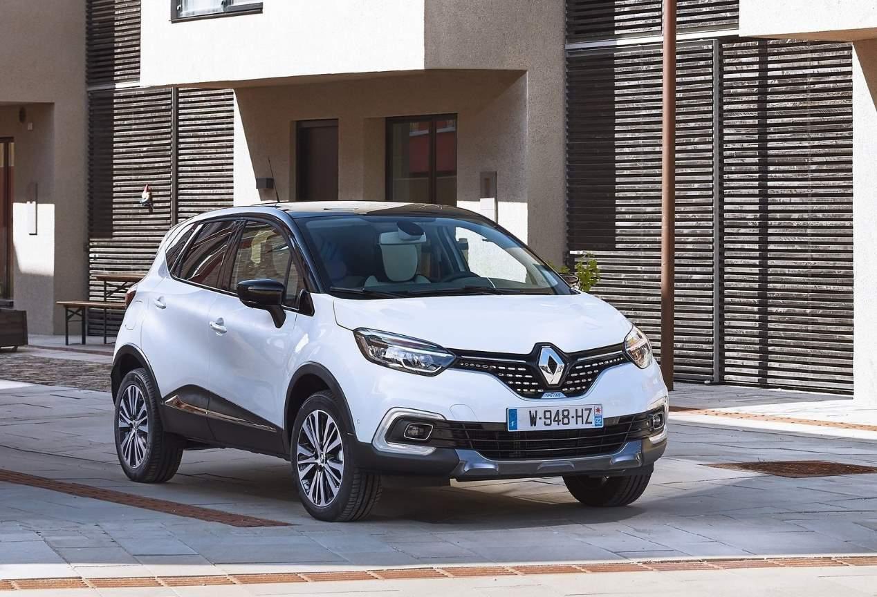 El Renault Captur 2019, con nuevos motores 1.3 TCe de gasolina