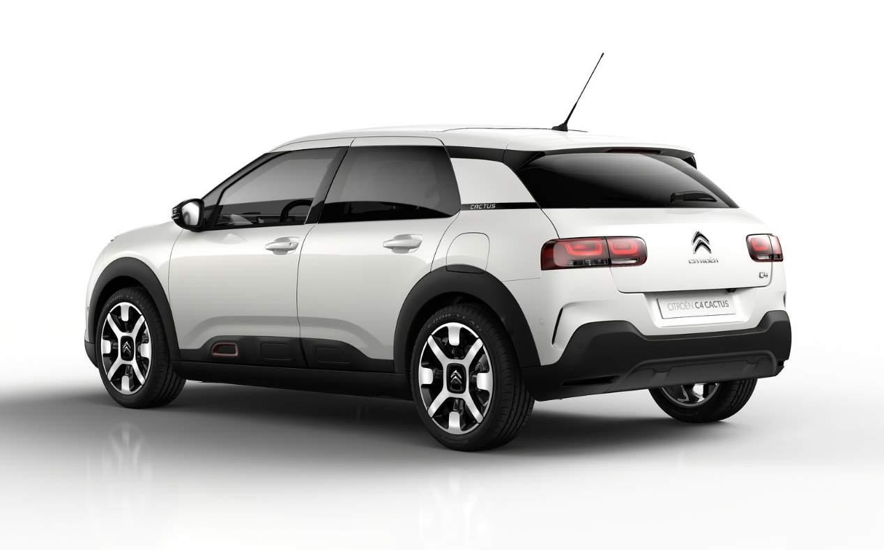 Citroën C4 Cactus: nueva generación en 2020