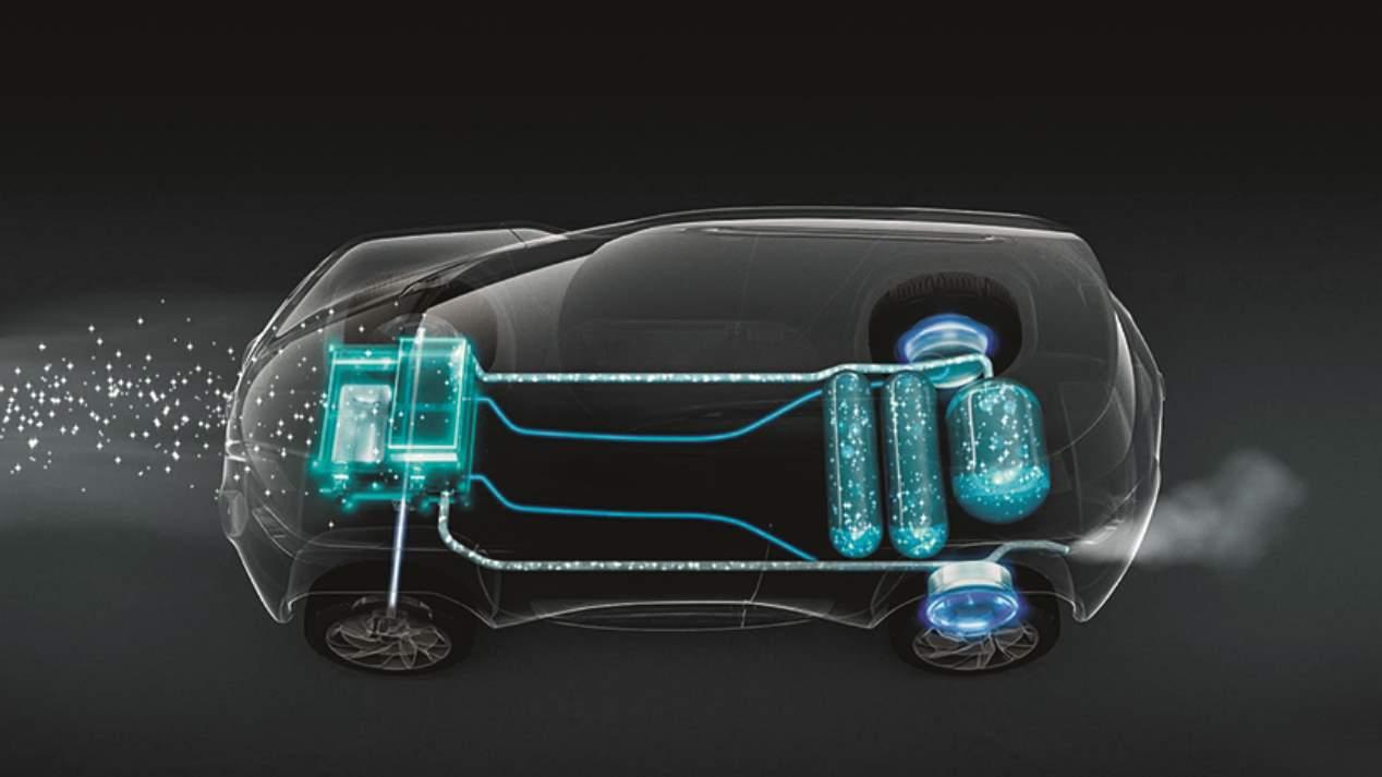 Coches de hidrógeno y electricidad: más completos que los eléctricos