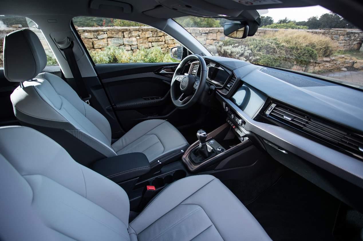 Las mejores imágenes del Audi A1 2019
