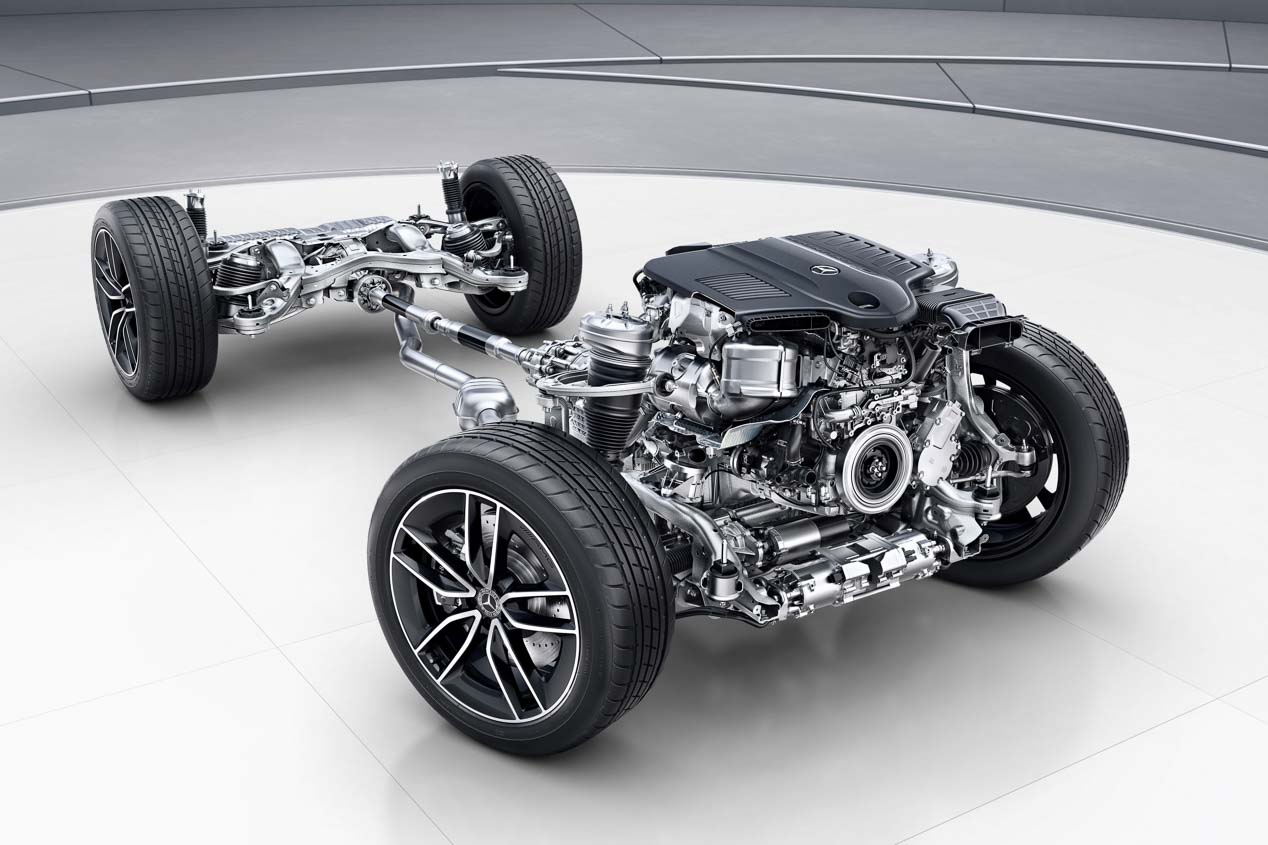 Mercedes GLE 2019: en febrero se pone a la venta