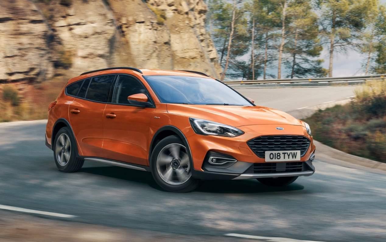 Ford Focus Active 2019: las mejores imágenes del Focus SUV