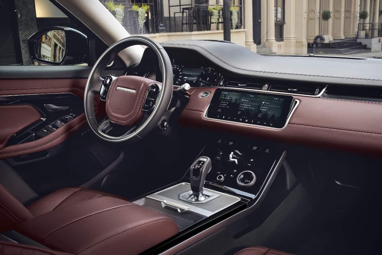 Range Rover Evoque 2019: sus mejores imágenes oficiales