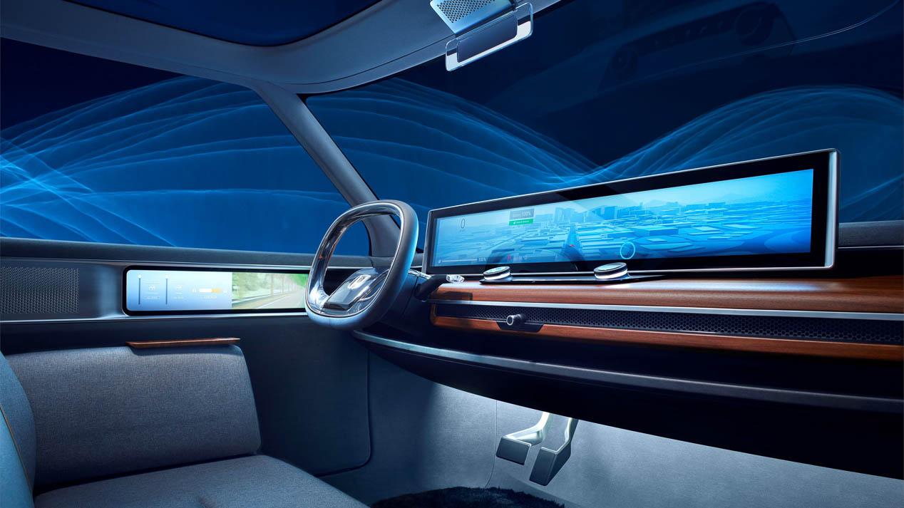 Honda Urban EV: así es el nuevo coche eléctrico que llega ...