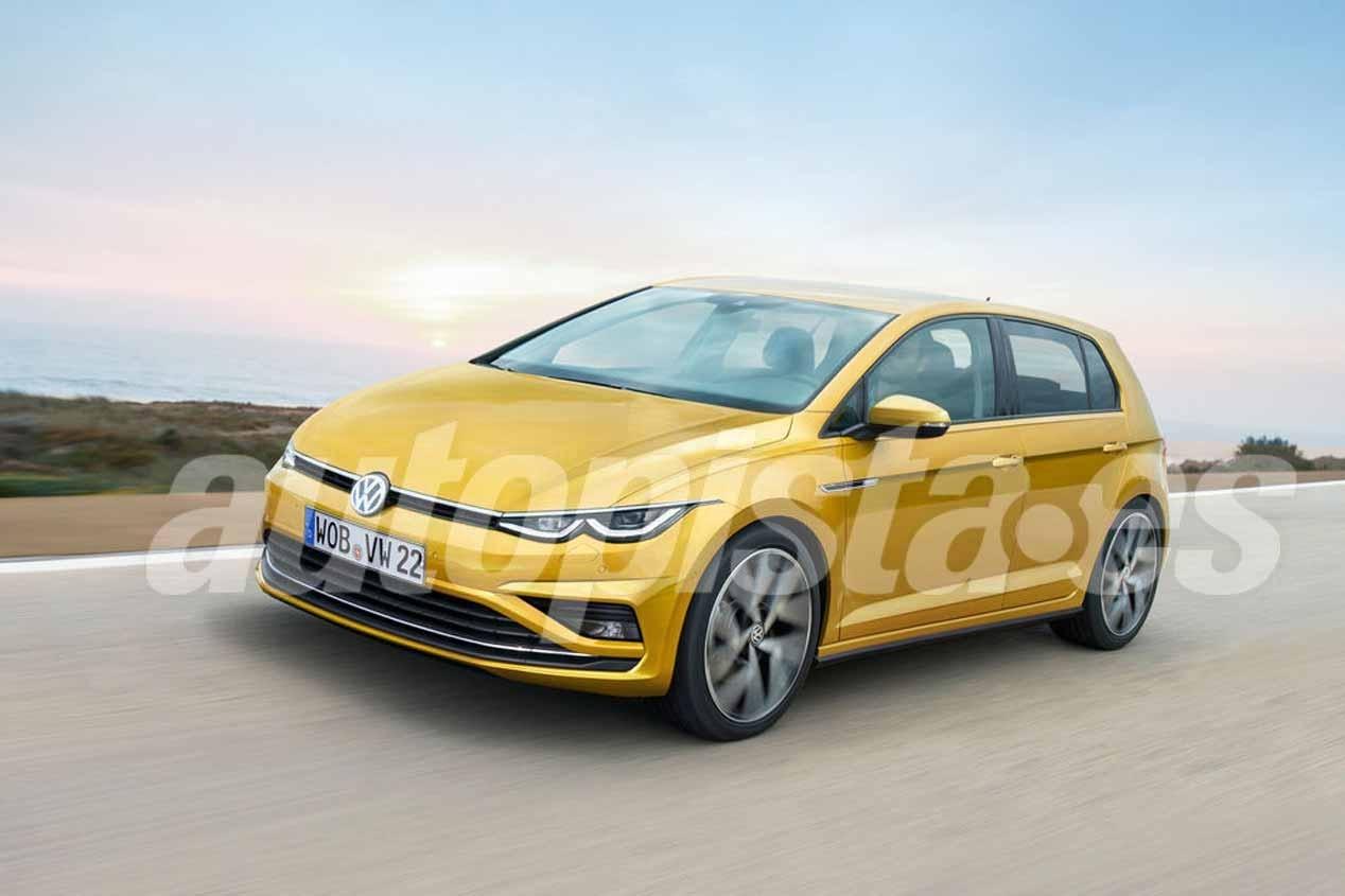 Duelo de compactos en 2019: VW Golf y Volvo V40, ¿cuál es mejor?