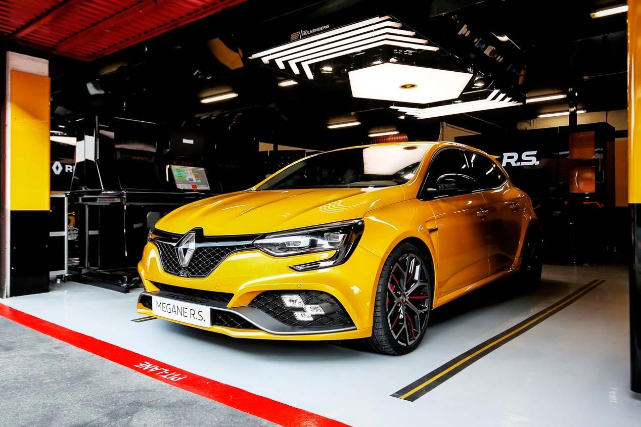 Renault Mégane R.S. Trophy: ya tiene precios el Mégane más deportivo