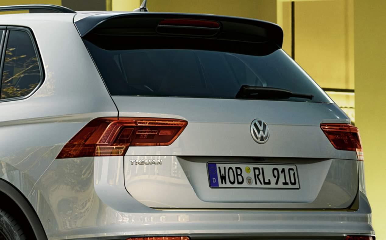 El Volkswagen Tiguan R Line, en imágenes