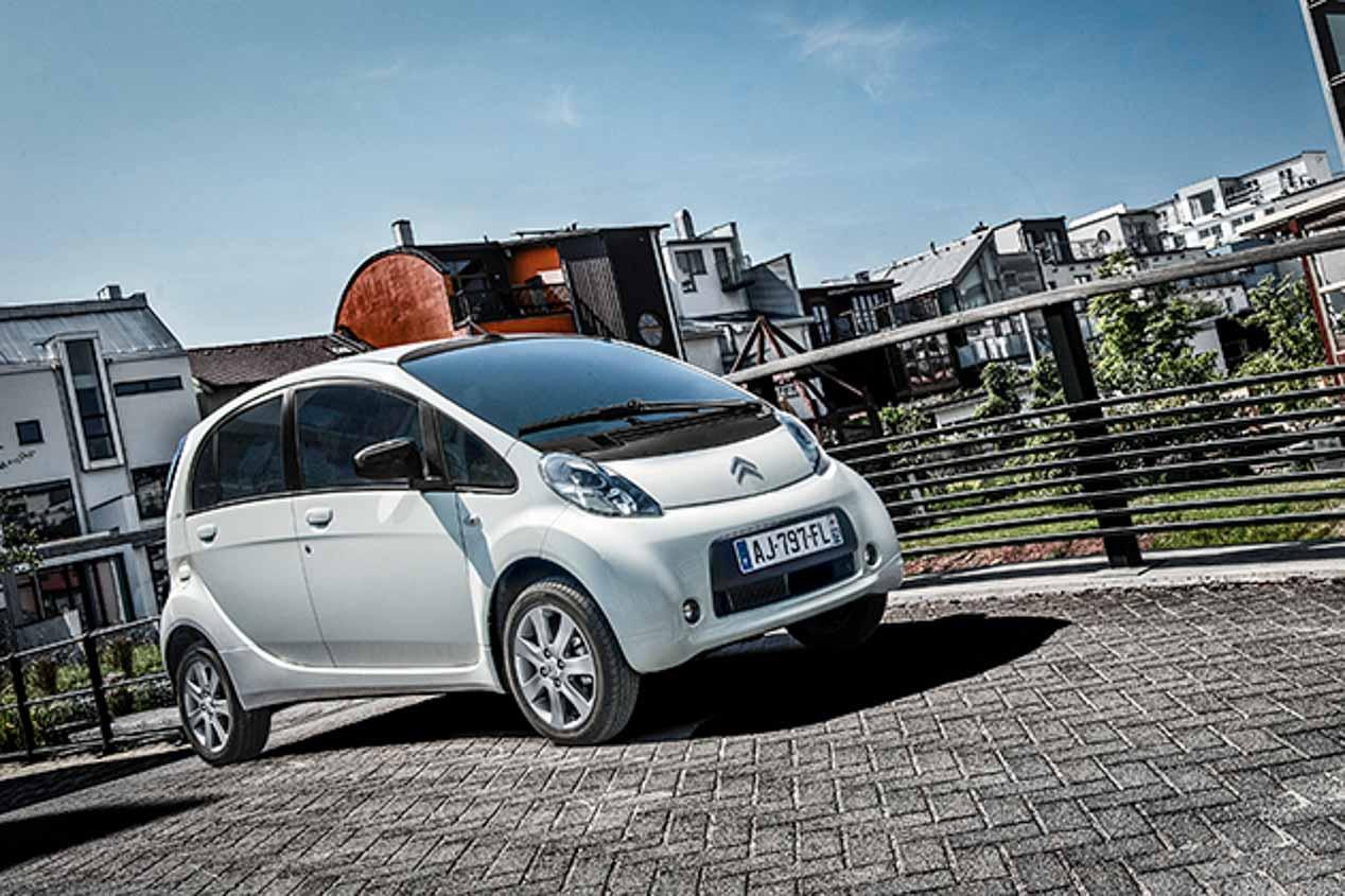 Todos los coches eléctricos del mercado