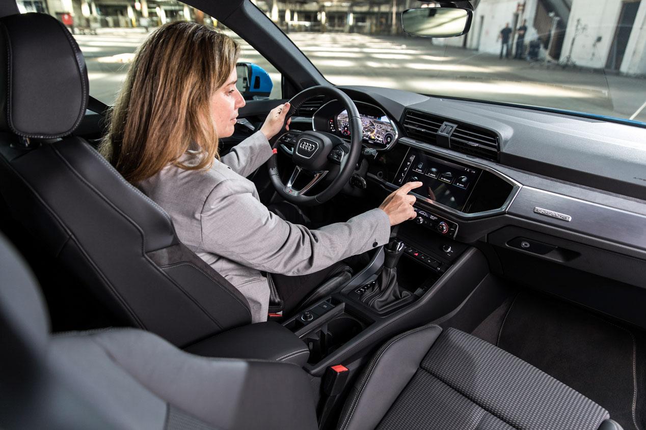 Los Audi Q3 y Range Rover Evoque 2019, en imágenes