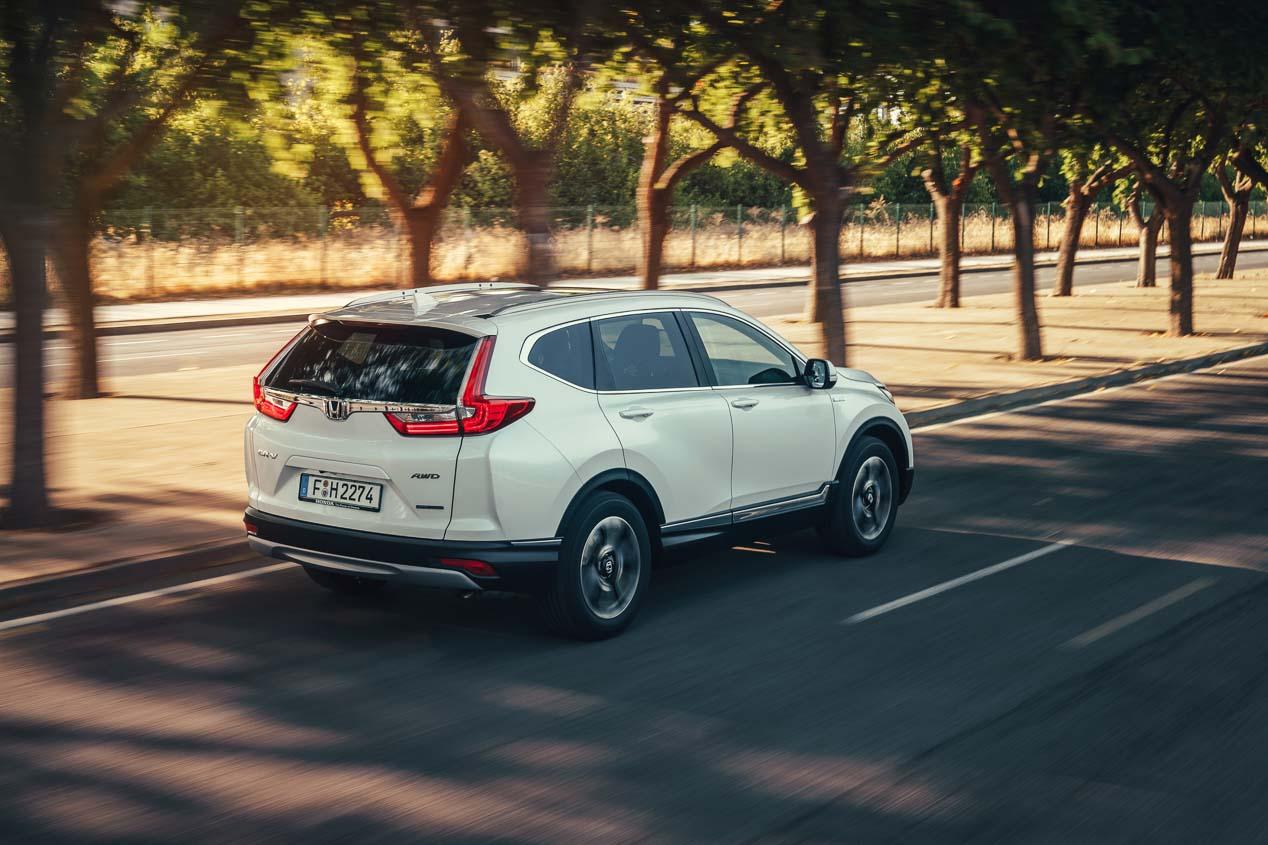 Honda CR-V Hybrid: datos, precios y opiniones del nuevo SUV de Honda