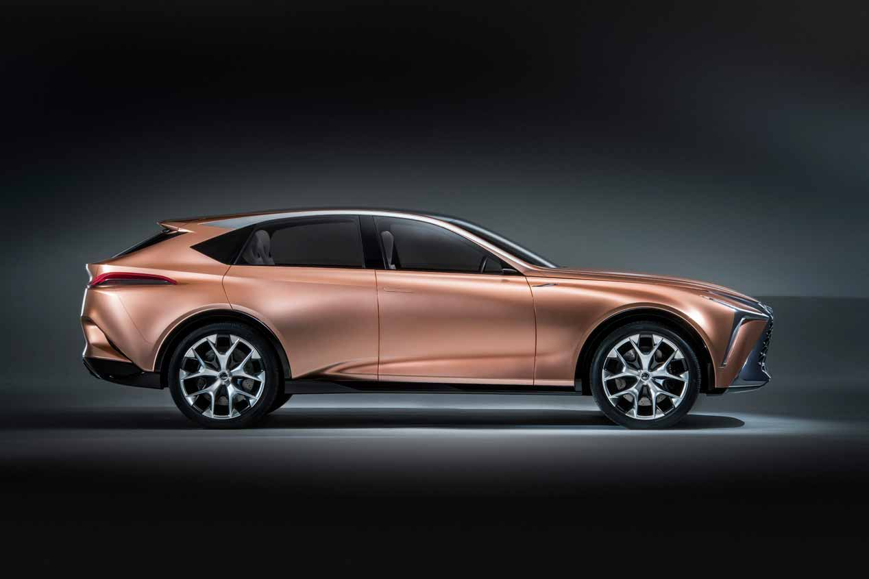 Lexus LQ: así se podría llamar el nuevo súper SUV deportivo