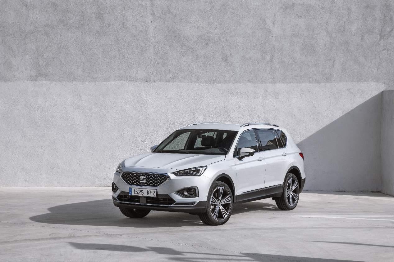 Seat Tarraco 2019: nuestra prueba al SUV de 7 plazas, en imágenes