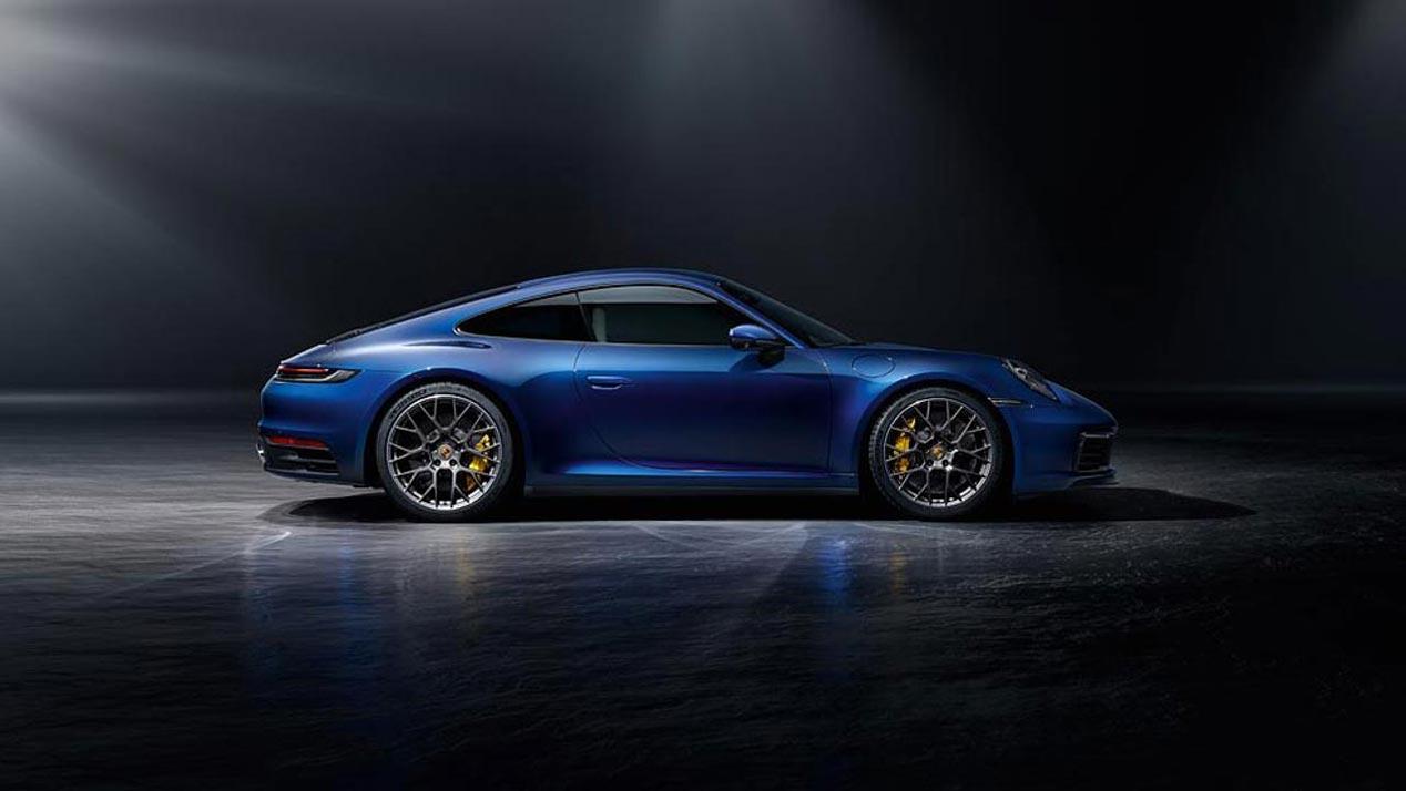 Porsche 911 992: así es la octava generación