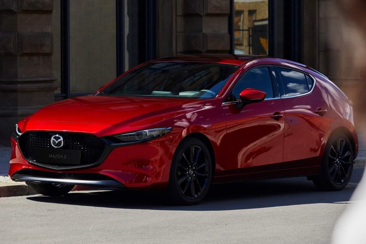 Mazda3 2019: las mejores imágenes oficiales del nuevo compacto