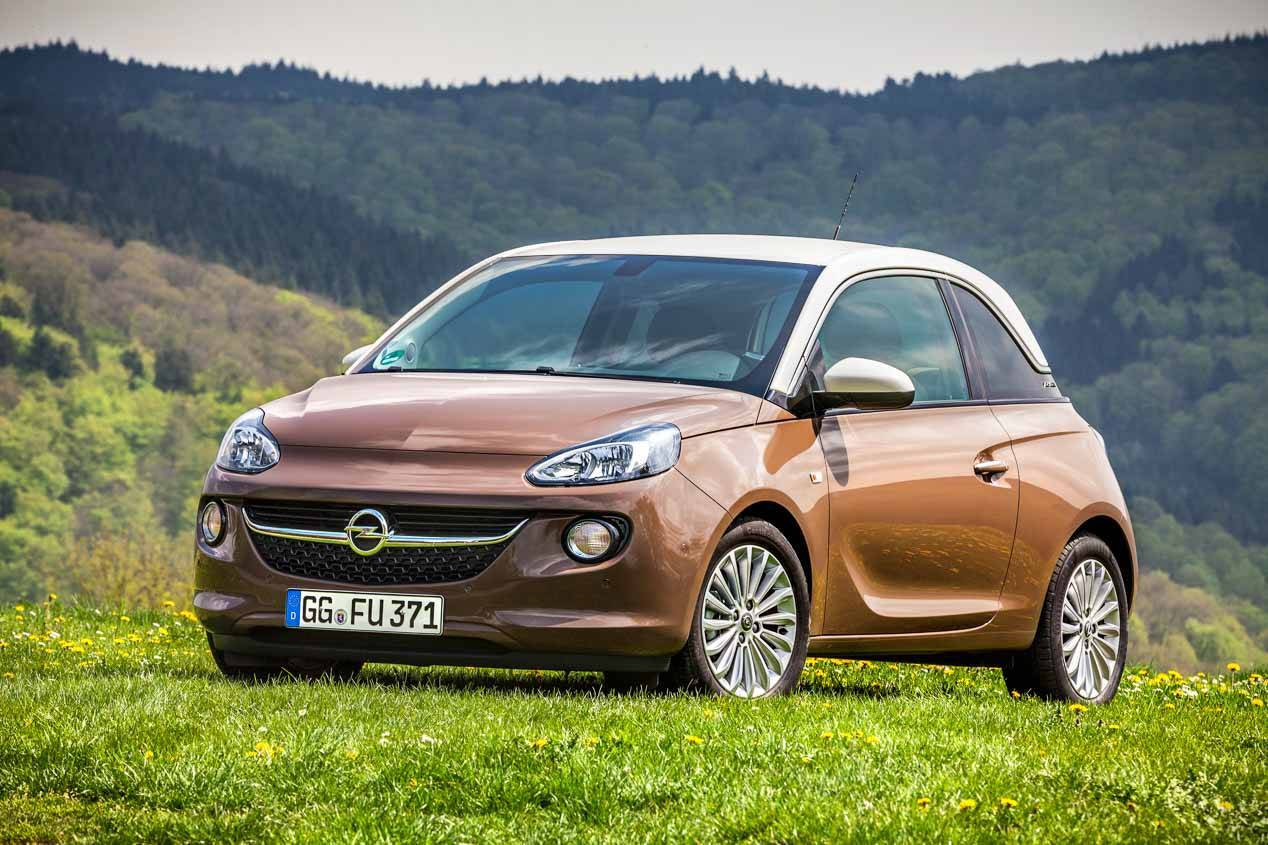 Gama Opel GLP. Alternativa real a la movilidad