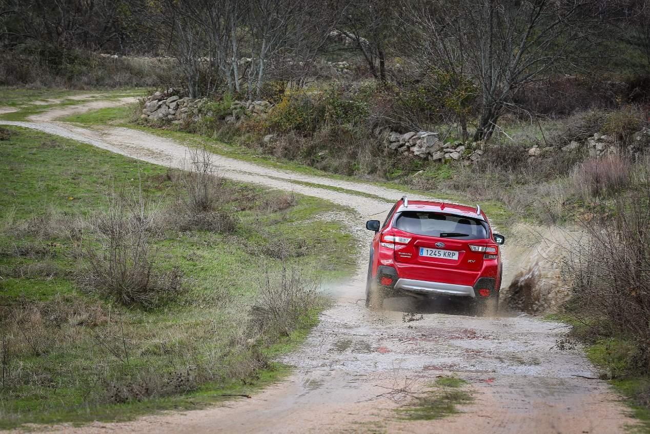 El Subaru XV Executive Plus, en imágenes