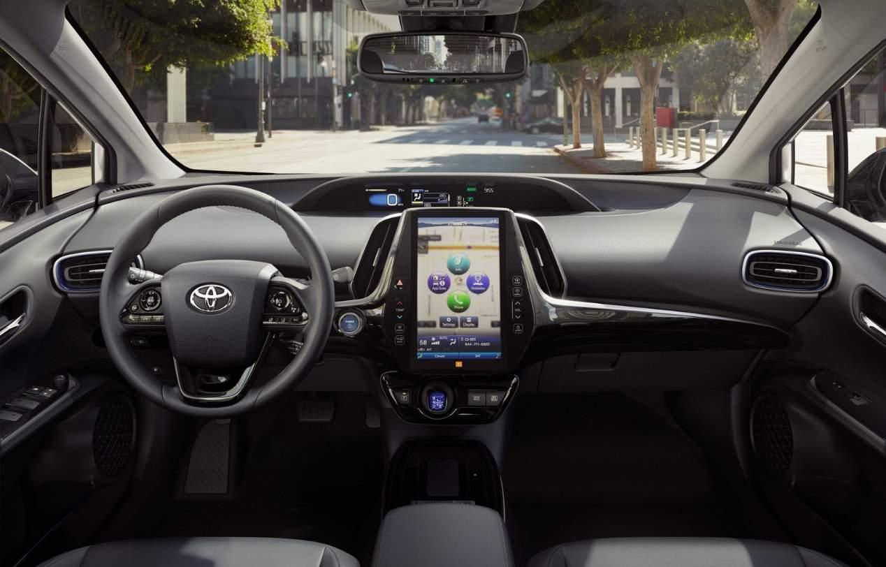 El Toyota Prius 2019, en imágenes