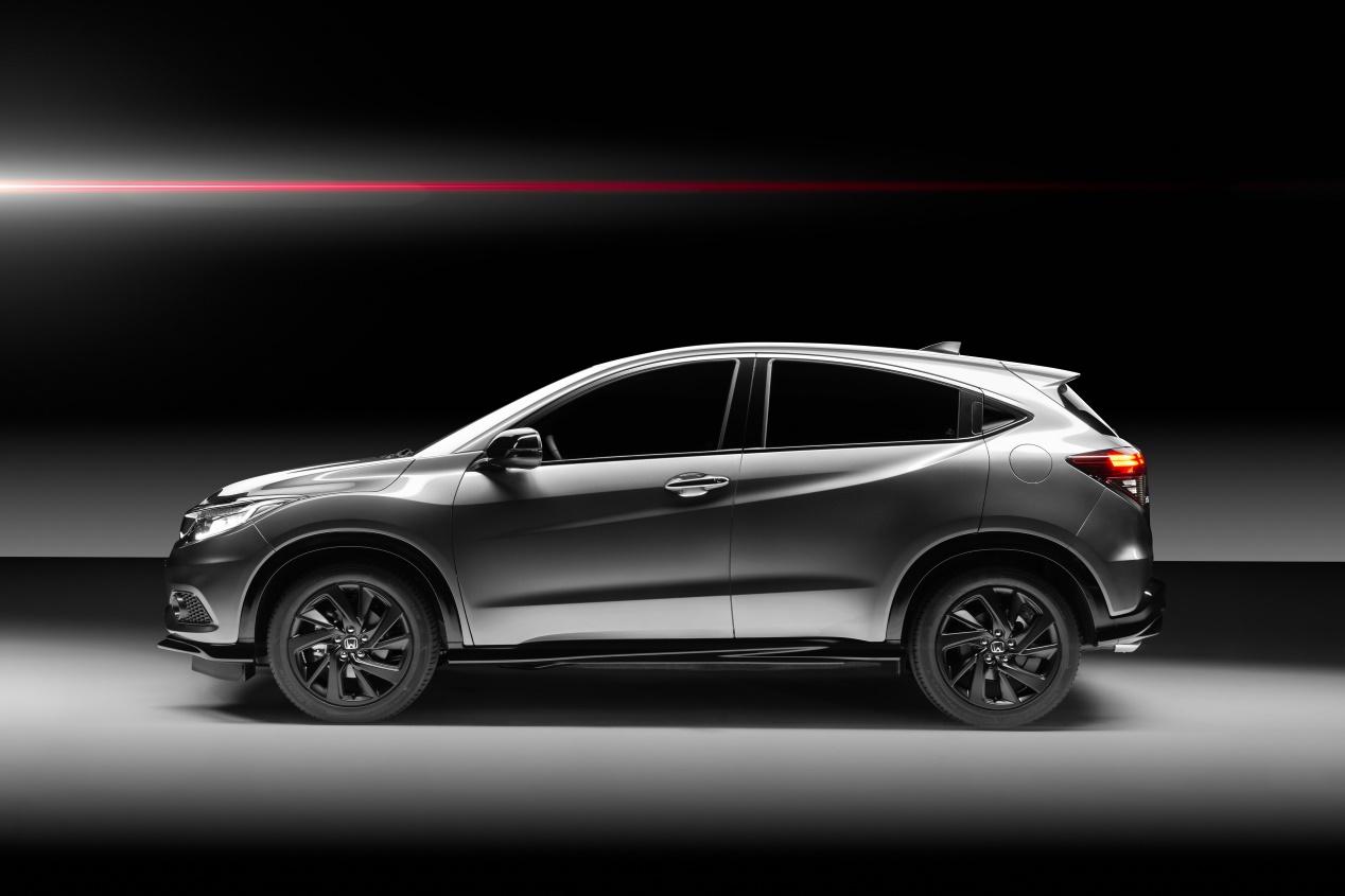 Honda HR-V Sport:_ el SUV estrena nueva versión de gasolina más deportiva