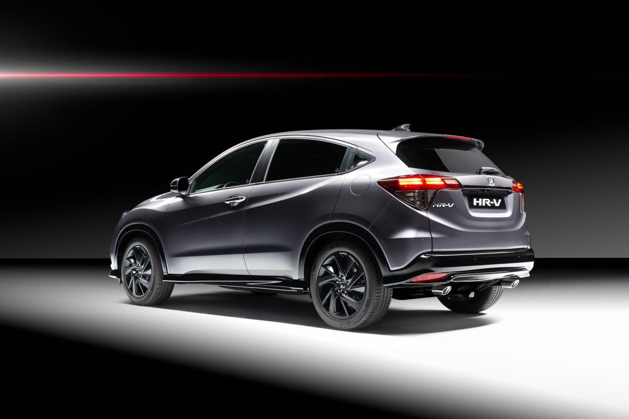 Honda HR-V Sport: el SUV estrena nueva versión de gasolina más deportiva