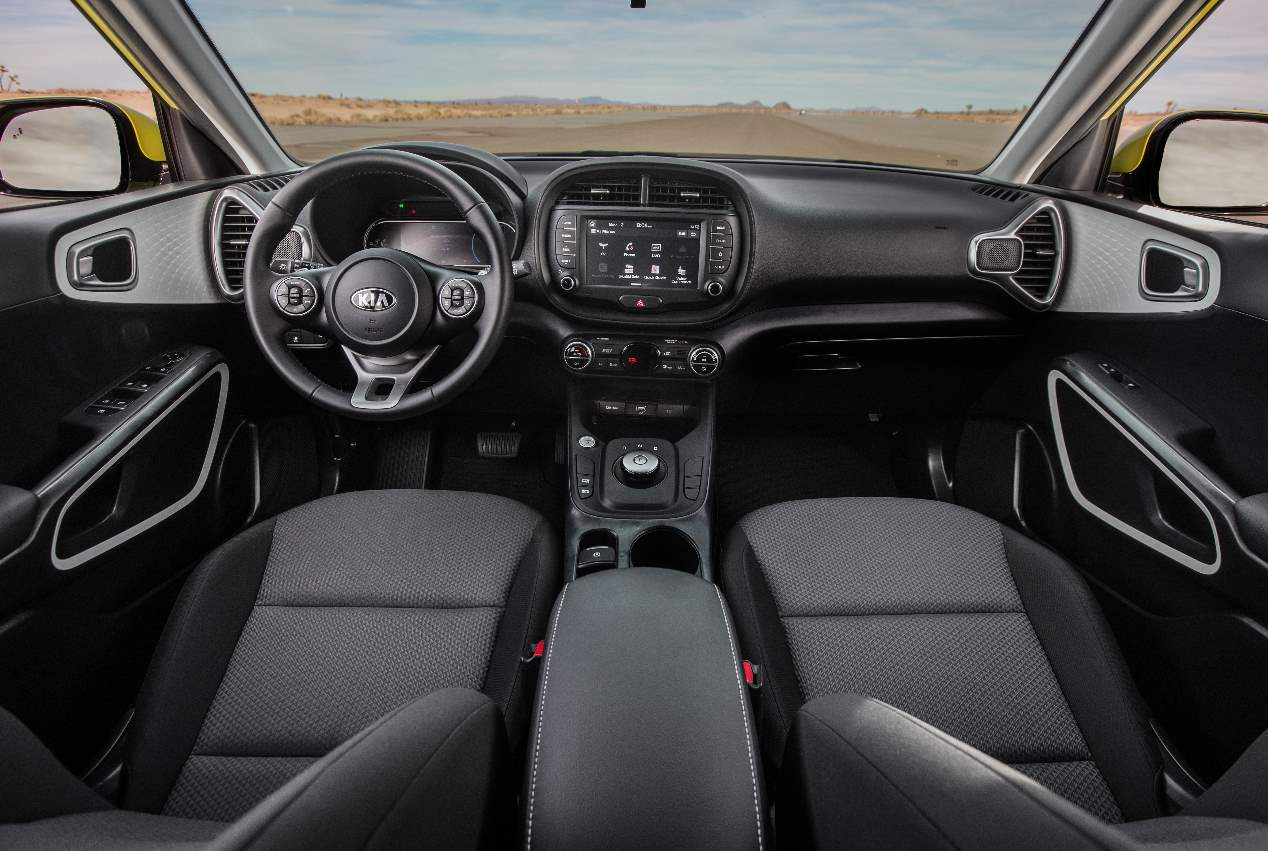 El Kia Soul EV 2019 eléctrico, en imágenes