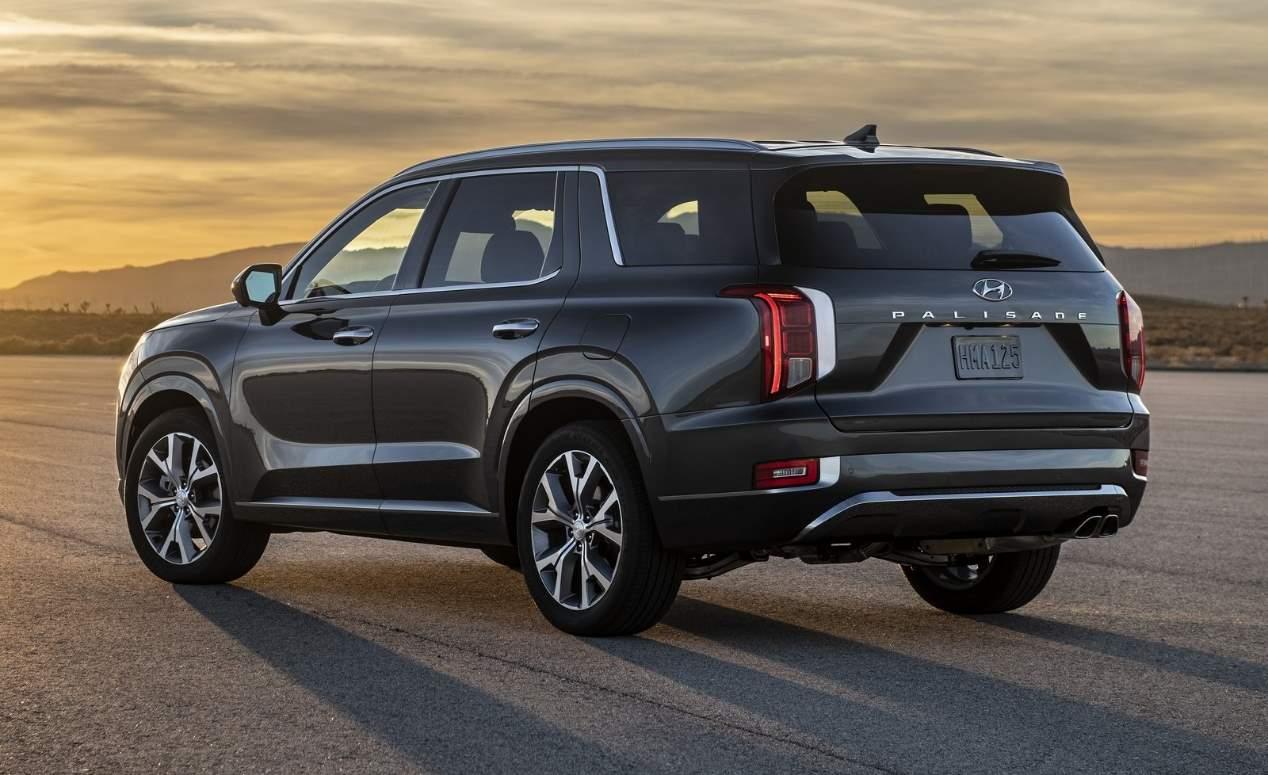 Hyundai Palisade 2020: las imágenes oficiales del nuevo gran SUV
