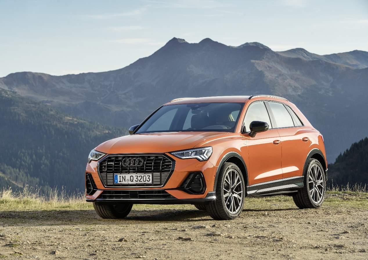 El nuevo Audi Q3 2019, ya a la venta