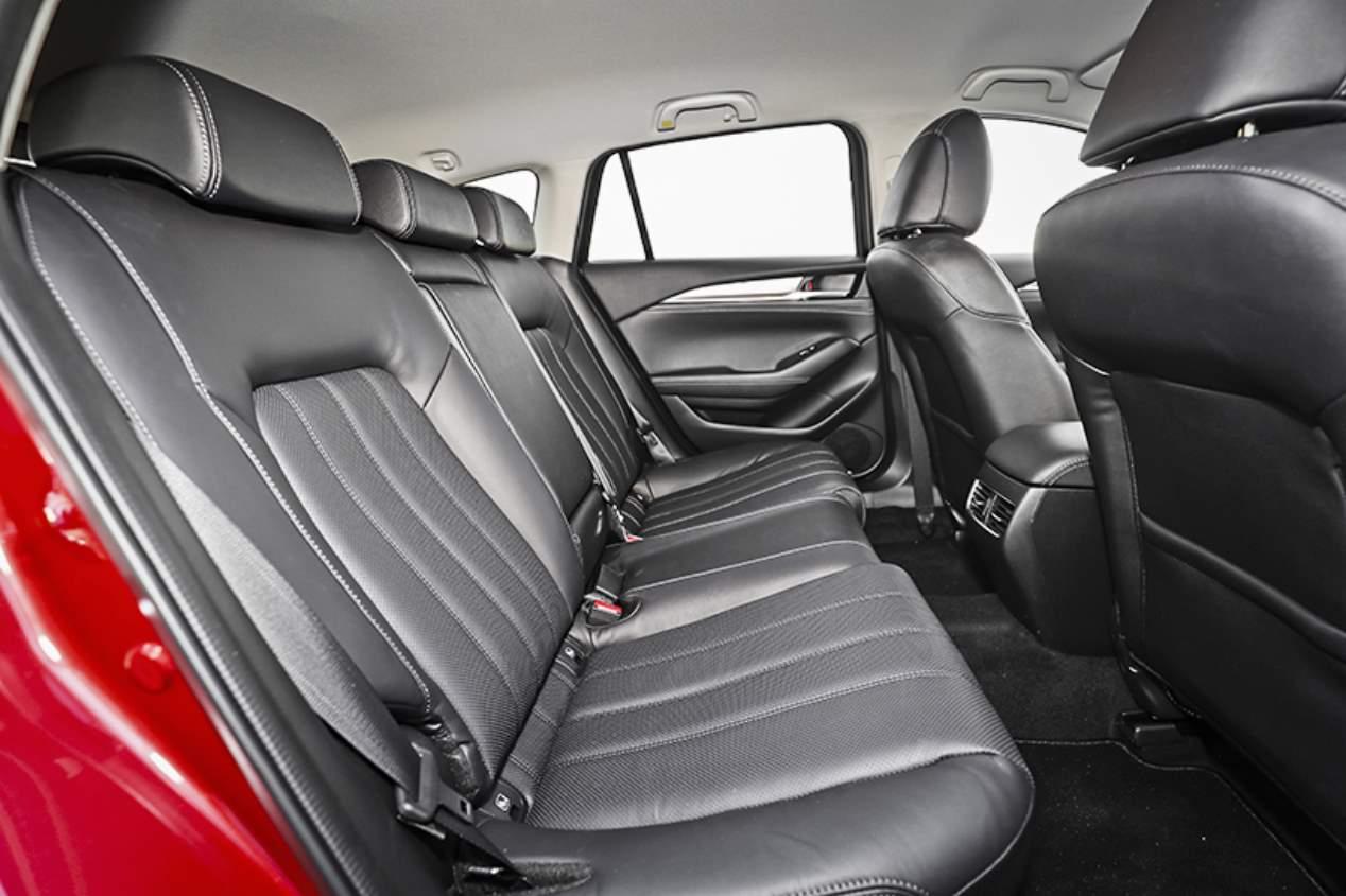 Mazda6, Opel Insignia y VW Passat: los probamos en versión familiar