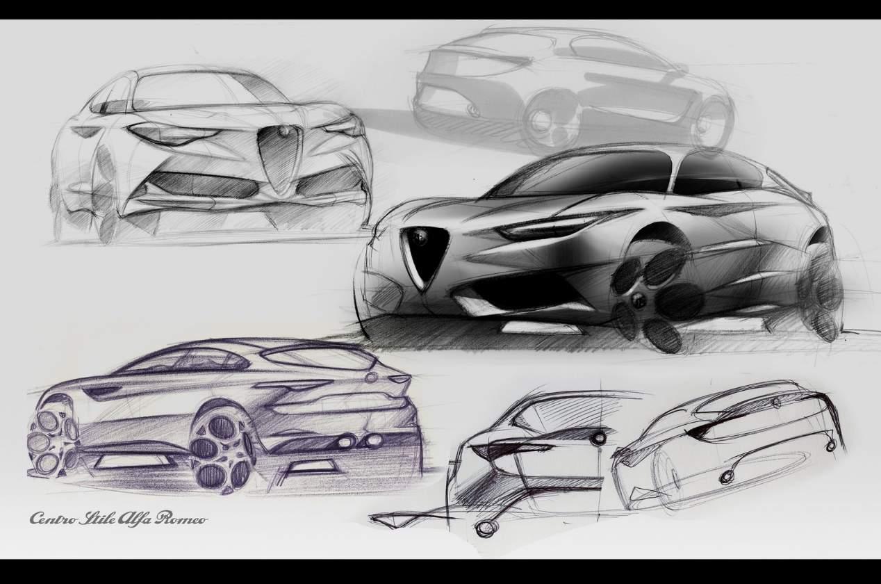 Alfa Romeo tendrá un nuevo SUV rival de Audi Q3 y BMW X1