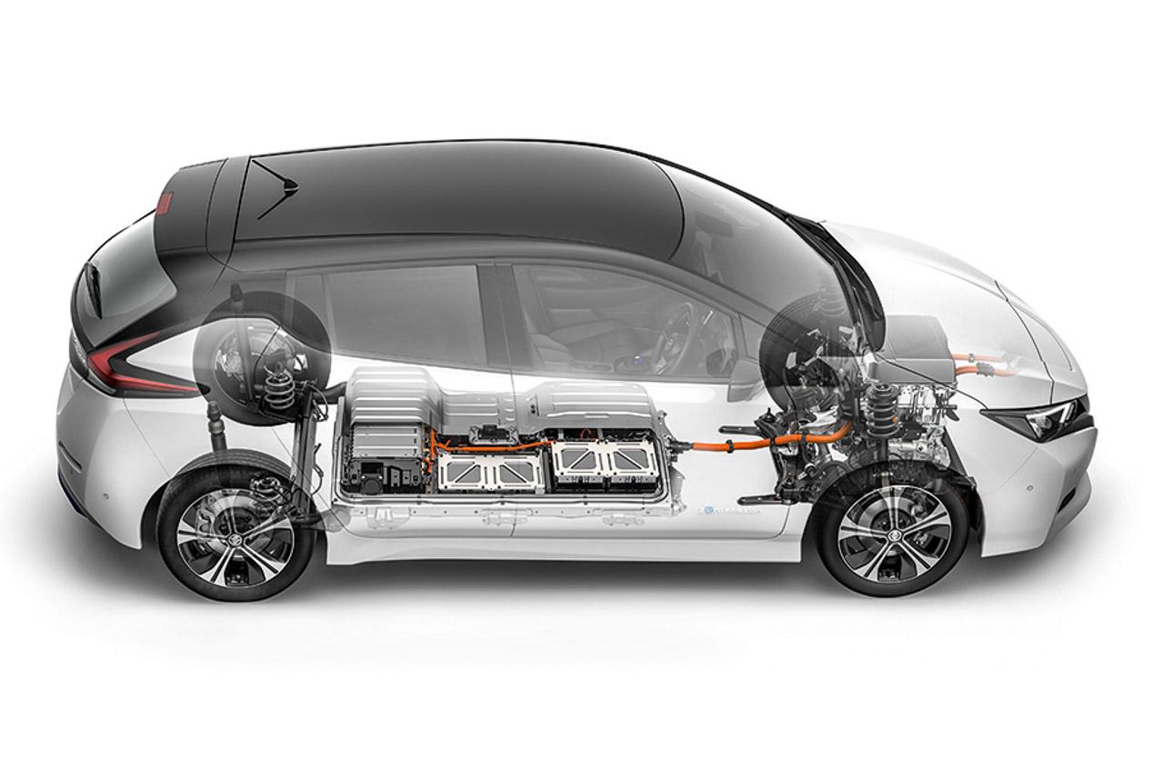 Nissan Leaf 2019: probamos el coche eléctrico para todo