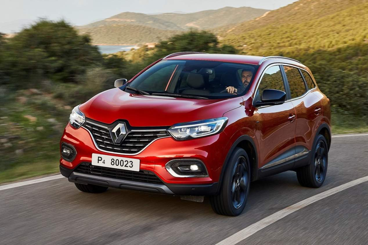 Renault Kadjar 2019: todas las fotos oficiales del nuevo SUV