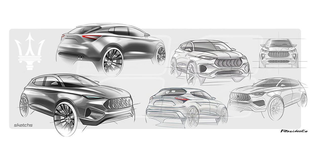Maserati Karif: así podría ser el nuevo SUV compacto premium | Novedades | Autopista.es