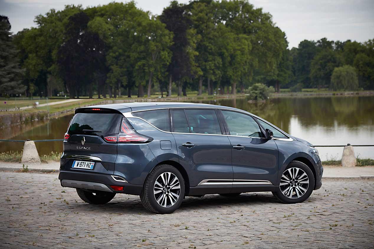 Renault Espace, lo probamos con su nuevo motor Diesel de 200 CV