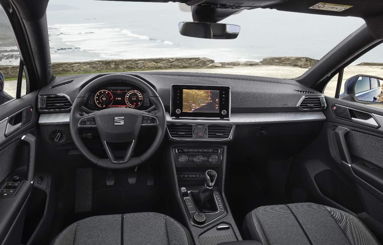 Resultado de imagen de seat tarraco interior