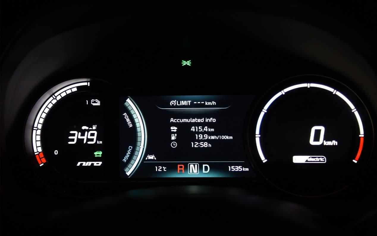 Nuestra prueba del Kia e-Niro eléctrico, en imágenes