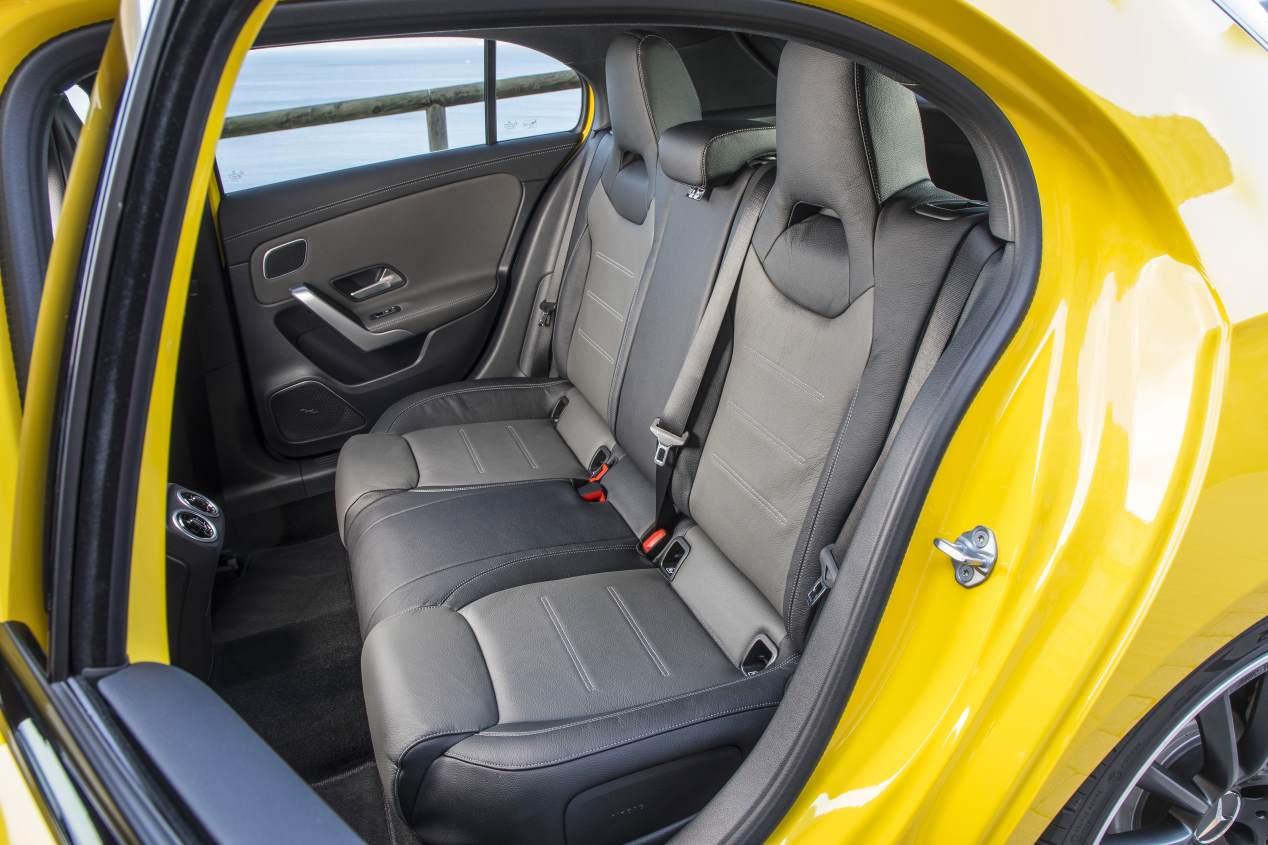 Mercedes-AMG A 35 4Matic: a prueba el Clase A más deportivo