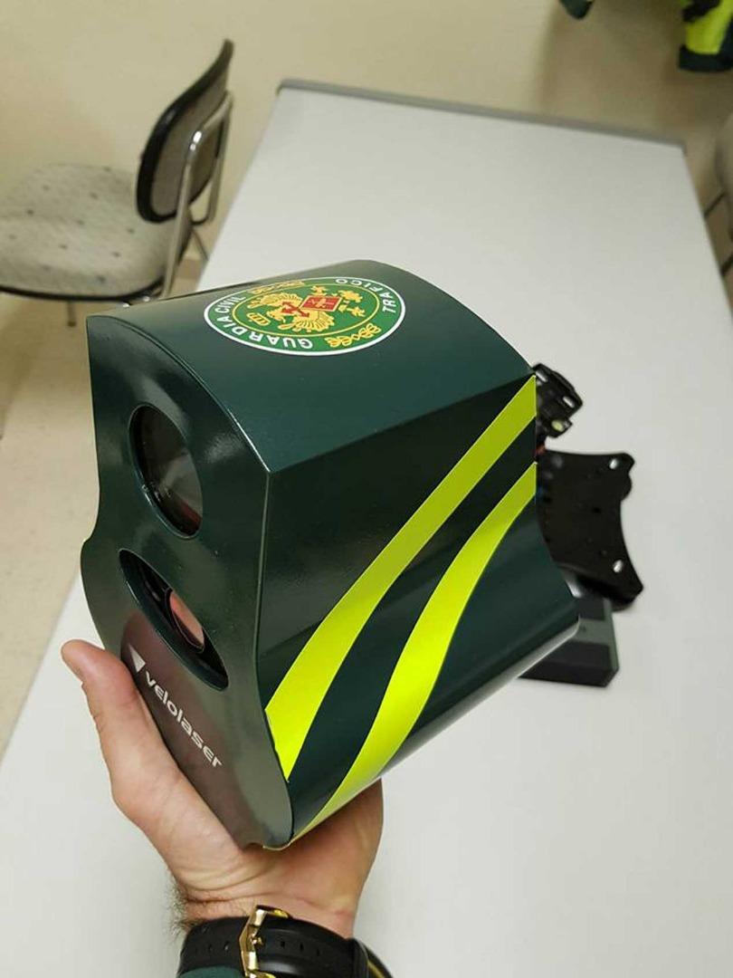 Todo lo que tienes que saber de los radares Velolaser, en imágenes