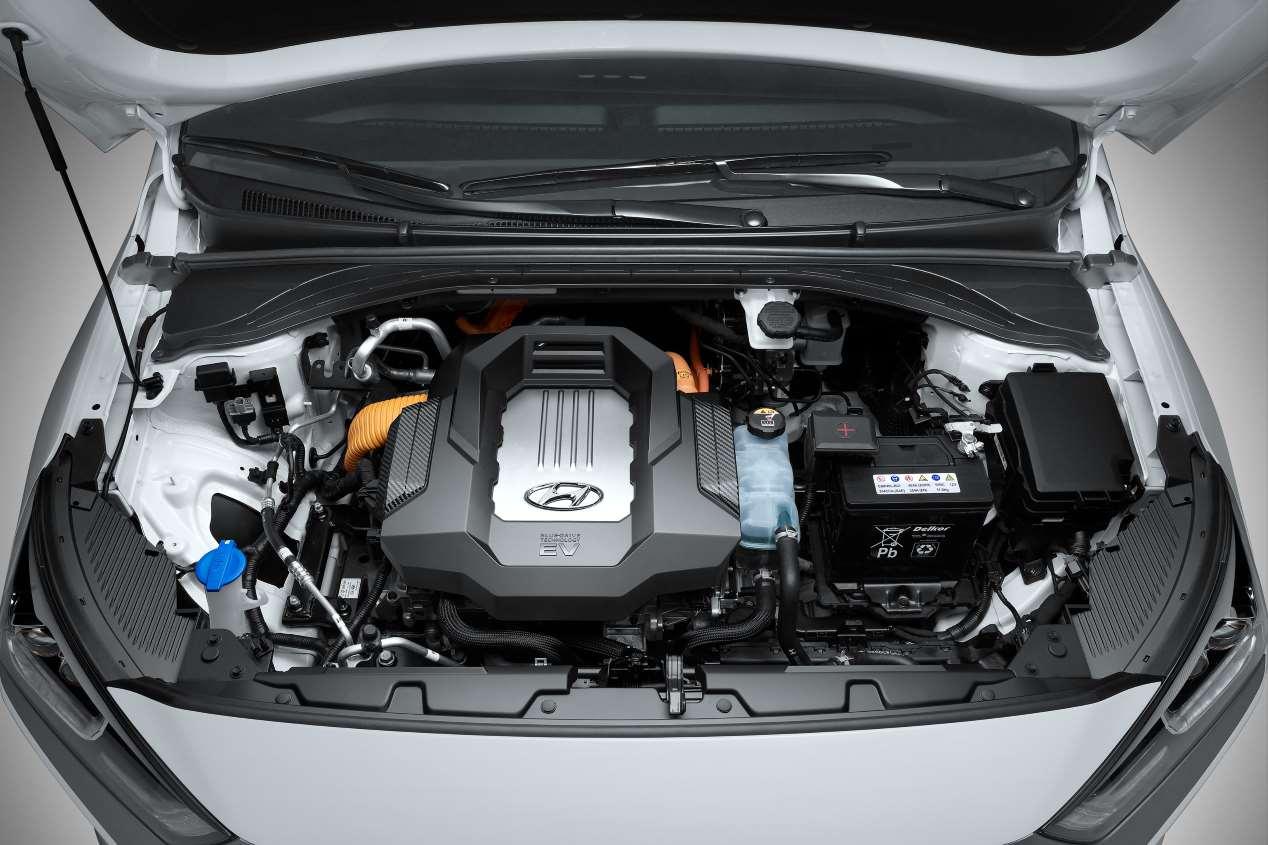La gama ECO de Hyundai: tres versiones de Ioniq, Kona... y Nexo