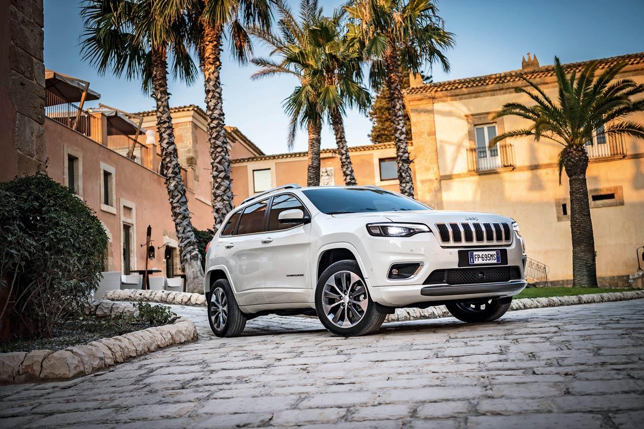 Nuevo Jeep Cherokee: sus mejores fotos