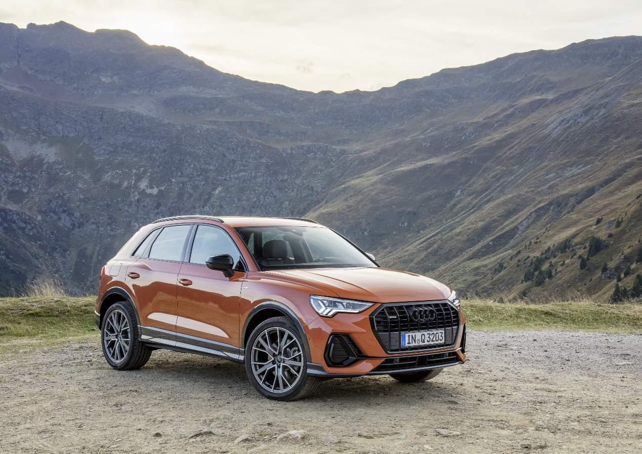 El nuevo Audi Q3 2019, ya a la venta en España
