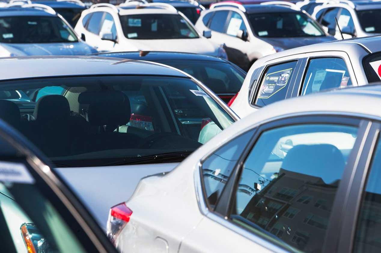 Las multas por circular sin etiqueta: ¿cuántos coches no tienen derecho a ella?