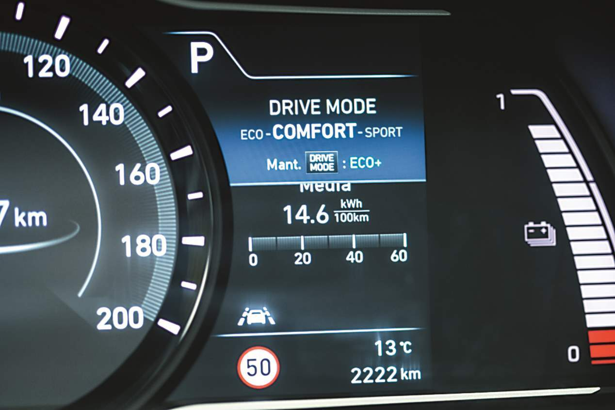 Hyundai Kona EV: prueba a fondo del nuevo SUV eléctrico