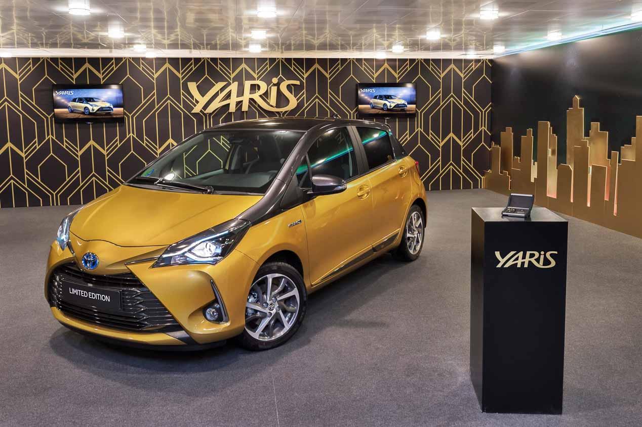 Toyota Yaris Y20 Limited Edition